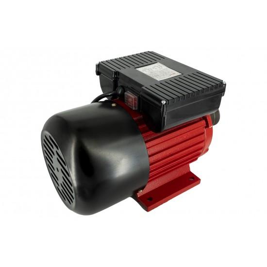 Motor Electric Monofazat Swat 2.2KW 2800pm,buton pornire,fulie dubla,bobinaj cupru-4-550x550w