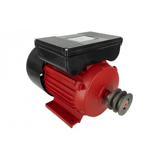 Motor Electric Monofazat Swat 3KW 1500Rpm,buton pornire,fulie dubla,bobinaj cupru-2-550x550w