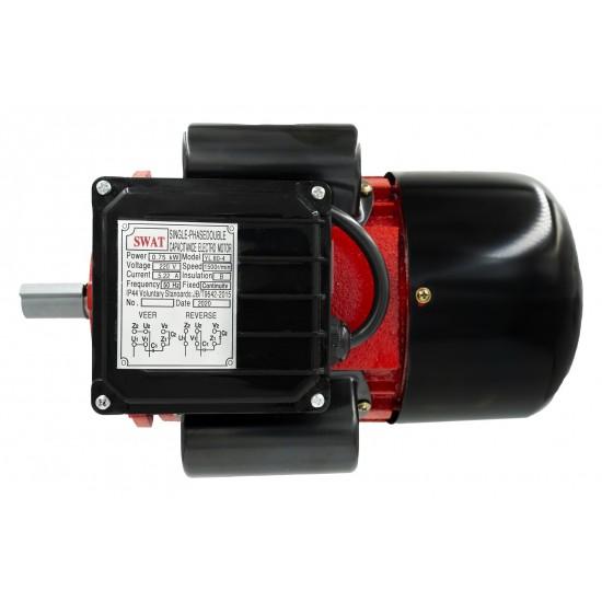 motor-electric-monofazat-0.75kw-1500rpm-buton-pornire-fulie-dubla-45-550x550w